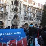 Grußbotschaften aus München und Salzburg