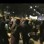 1000 protestierten am 29.12.2012 gegen die Räumung des Protestcamps