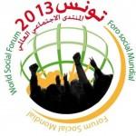 Logo WSF 2013 Tunis