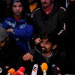 Foto von der Pressekonferenz am 1.2.2013 by Daniel Weber