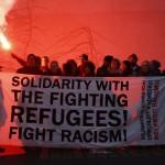 Grußbotschaft des Aktionskreis unabhängiger protestierender Flüchtlinge in Deutschland