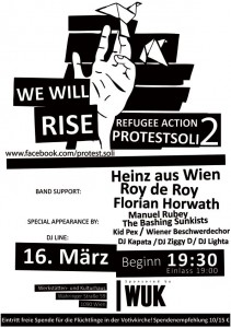 Refugee Action Protestsoli 2