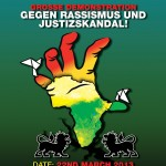 Demonstration gegen Rassismus und Justizskandale! / Demonstration against racism and miscarriage of Justice