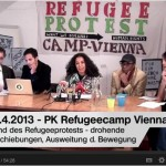 Video of the Press Conference 24. 4. 2013