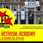 Art, Activism, Academy