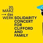 Solidarity concert with Clifford and family